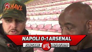 Napoli 0-1 Arsenal | Xhaka Was Superb & Lacazette's Free Kick Was Beautiful! (DT)