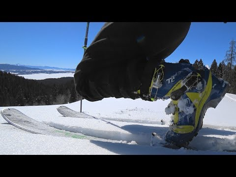 Voile Objective BC Ski And Scarpa T2 Boot Review Part 3