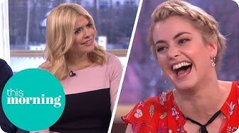 Stefanie Martini Surprises Holly by Admitting She Doesn't Own a TV! | This Morning