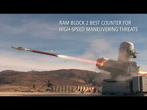 The SeaRAM® Ship Defense System