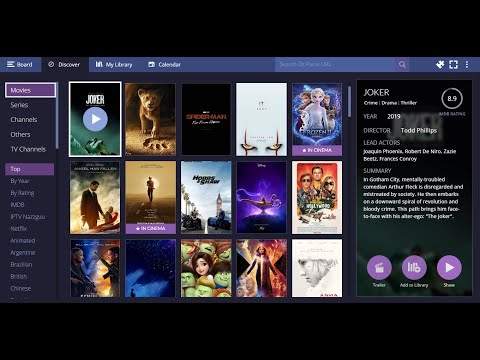 How to Watch / Stream any Movies and Series and LiveTV for FREE
