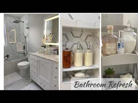 Small Bathroom Renovation 2020 Bathroom Decor Ideas Youtube