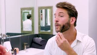 VOLT | Instant Beard Color | How to Rock the Salt and Pepper Look
