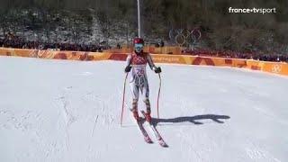 JO 2018 : Ski Alpin - Super-G Femmes : La sensation Ledecka