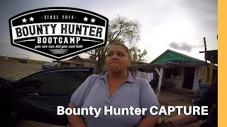 Knock Knock! Bounty Hunter CAPTURE