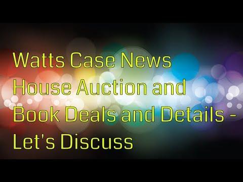 Watts Case Fever is Going Around