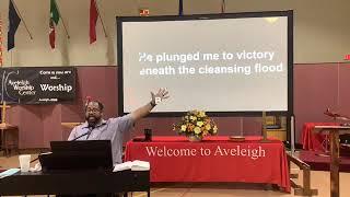 8-30-20 Sunday Service