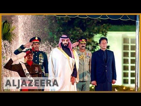 🇸🇦 🇵🇰 Did Saudi crown prince deserve Pakistan's highest civilian honour? | Al Jazeera English