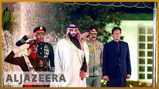 🇸🇦 🇵🇰 Did Saudi crown prince deserve Pakistan's highest civilian honour? | Al Jazeera English