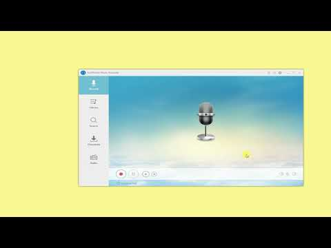 How to use Acethinker Music Recorder on Windows