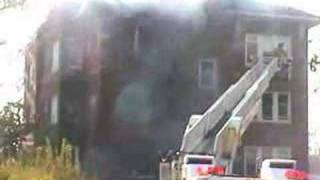 Sandusky Ohio Columbus ave apartment fire