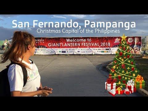 Giant Lantern Festival 2018 I San Fernando, Pampanga, Philippines  [ENG SUB]
