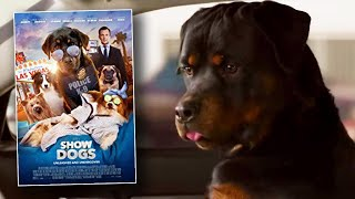 Controversial Scenes in 'Show Dogs' Mov...