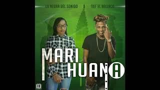 Tief El Bellaco ❌ La Negra Del Sonido  🍀 Marihuana 🍀