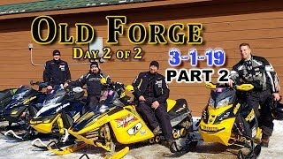 Old Forge Ride: March 1st, 2019 | Day 2 | Part 2 of 2