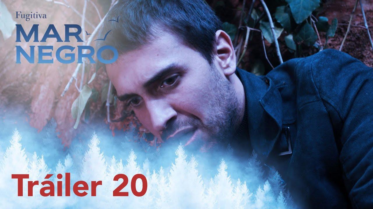 ¡Mar negro estará con ustedes mañana por la noche con su capítulo 20! | Fugutiva