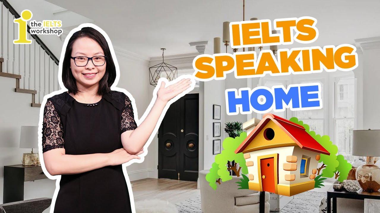 [TIW's Livestream] IELTS Speaking (Part 1)