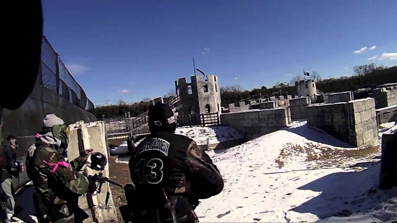 Paintball Arenas Near Me