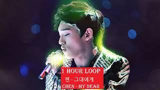 [1 HOUR LOOP]   첸 -   그대에게 CHEN - My Dear