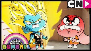 Gumball | Anais Wants To Fight | The Pest | Cartoon Network
