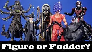 Figure or Fodder? SHF Ant-Man and Harry Potter, Dragon Stars Goku, SWB Moloch, and Revoltech Review