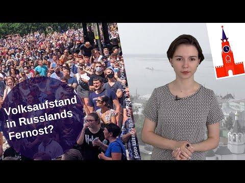 Volksaufstand in Russlands Fernost?