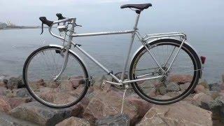 Обзор велосипеда KETTLER, сравнение с туристом ХВЗ и лебеди.