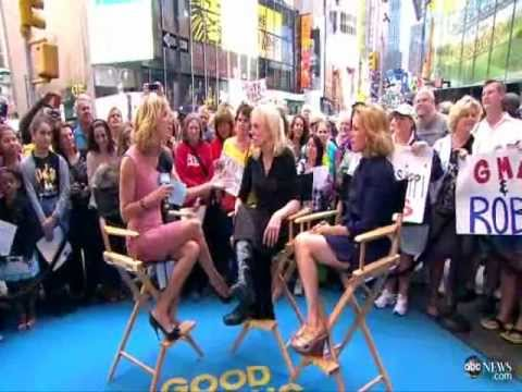 Shawnee Smith on Good Morning America