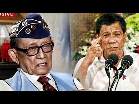 Fidel Ramos pinatunayan si Duterte ang pinakamagaling sa lahat ng Pangulo