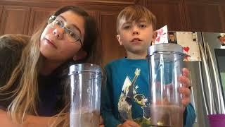 Zakary Pépin - Milkshake challenge !