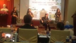 On rainy days Cover Slow ver by HUCFL