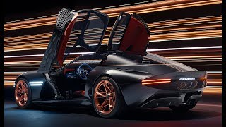 Genesis Essentia Concept - Vision of A Stylish Electric GT