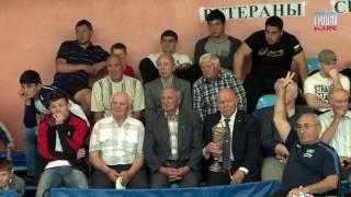 Юбилейный турнир по вольной борьбе имени Карбышева прошёл в Гродно