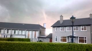 Tornado in Bray