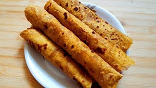 Quick & easy masala chapati recipe | Masala chapathi by DIY Recipes | How to make masala chapati