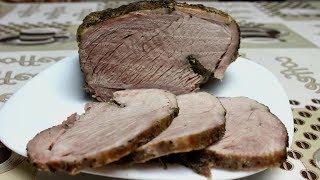 Буженина в духовке | Свинина в фольге | Как запечь мясо
