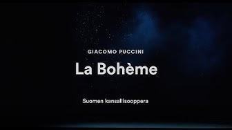 La Bohème (Suomen kansallisooppera / Finnish National Opera)