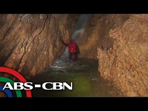 Bandila: Ugid Underground River, patok na pasyalan sa Kalinga