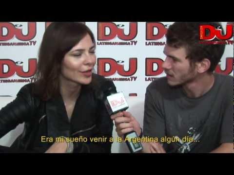 NINA KRAVIZ - Entrevista Exclusiva @ ULTRA Buenos Aires
