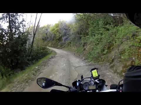 2014 BMW R1200GS Adv - Big Sur Adventure Ride