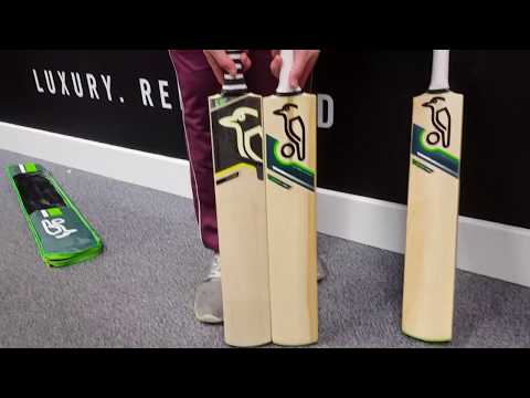 Kookaburra Blaze 400 Junior Cricket Bat 6 2017