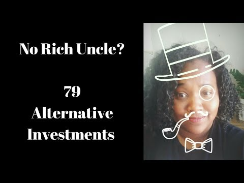 79 Alternative Investment Platforms. Where to grow the money.