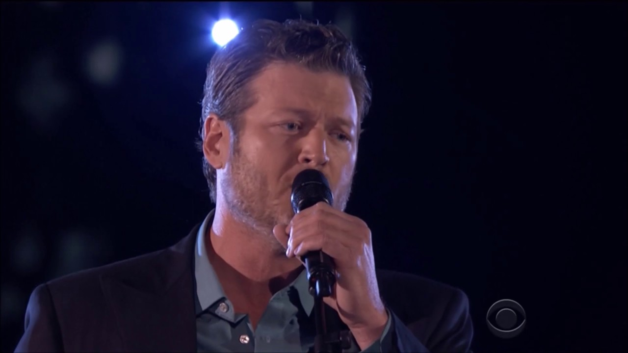 Blake Shelton Sings New Song Every Time I Hear That Song