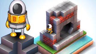 Mekorama (By Martin Magni) - iOS / Android - Gameplay Wlakthrough