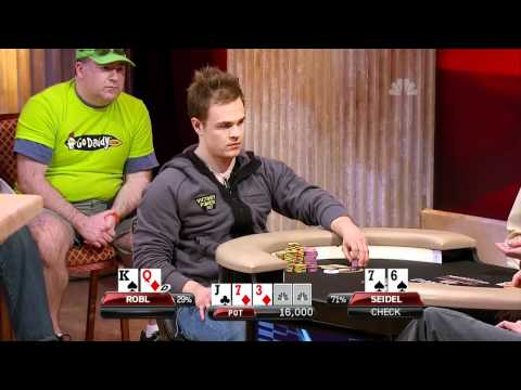 2011 National Heads-Up Poker Championship Episode 10 HD