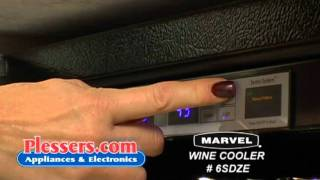 6sdze Marvel Wine Cooler Promotional Video From Plessers.com