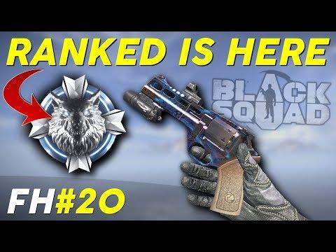 RANKED IS HERE! - Frag Highlights #20 (Black Squad)