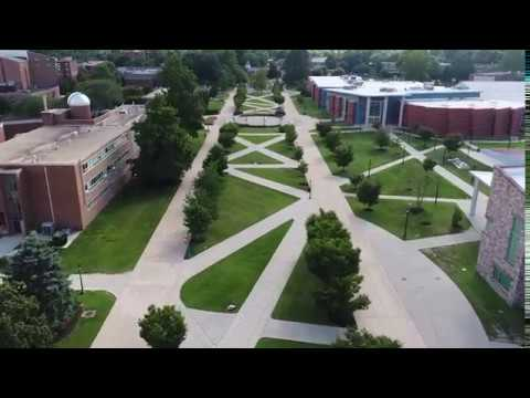 delaware state university map Campus Map Directions delaware state university map