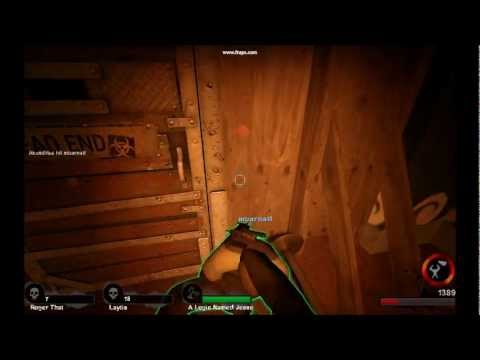 L4D2 short runs with A Logic Named Jesse and her other subscribers!