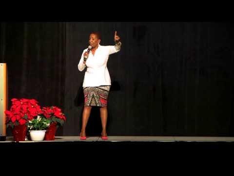 Iyanla Vanzant Girls Inc People of Influence Gala Guest Speaker 2013